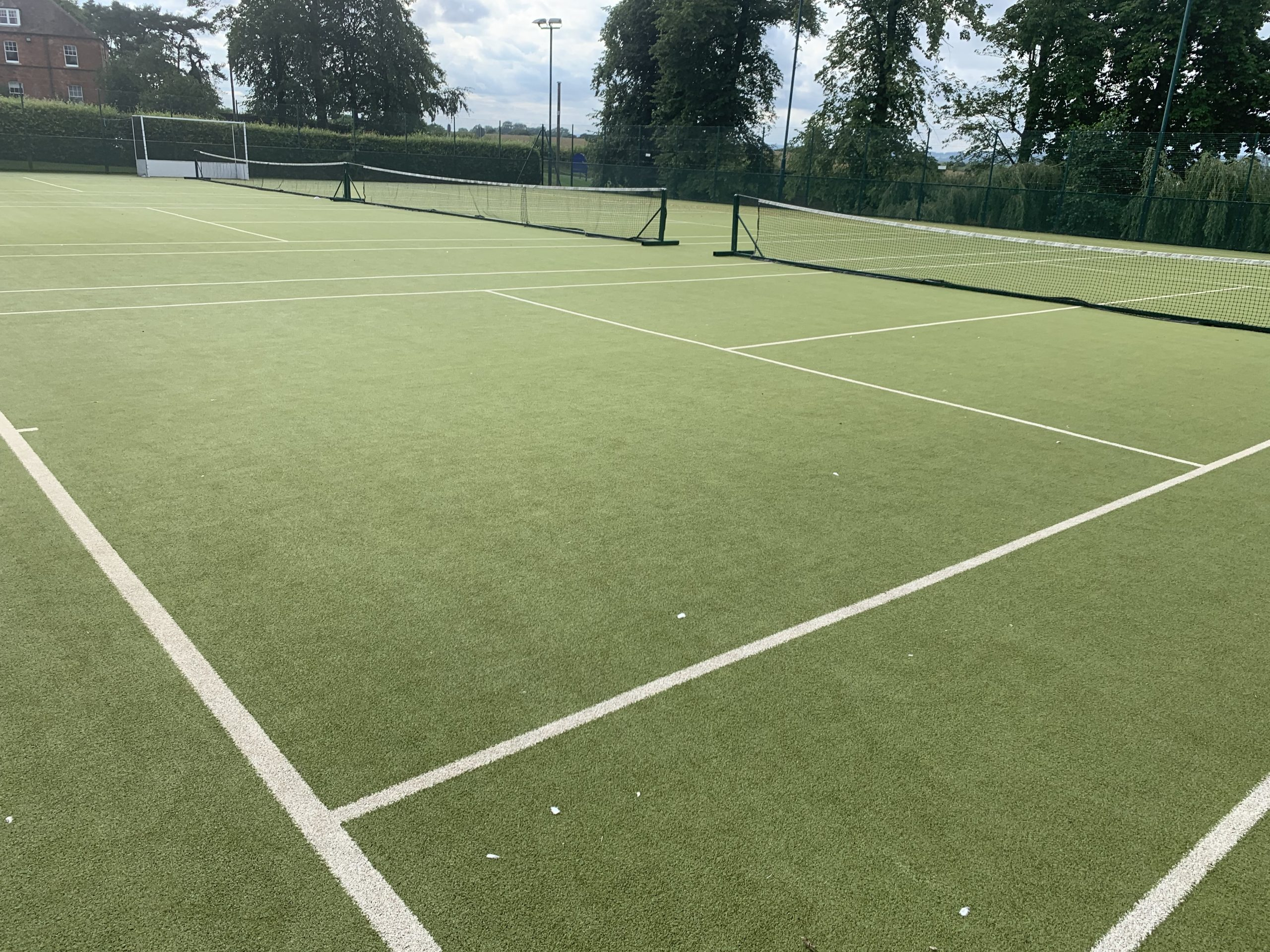 Aysgarth Tennis Courts
