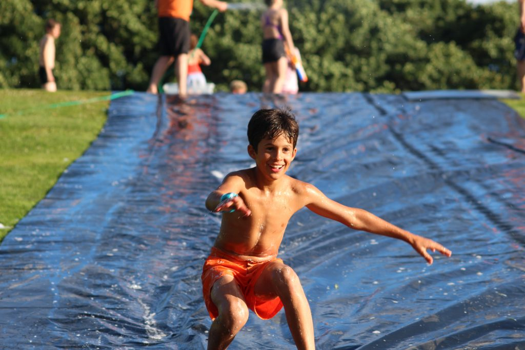 Aysgarth Waterslide