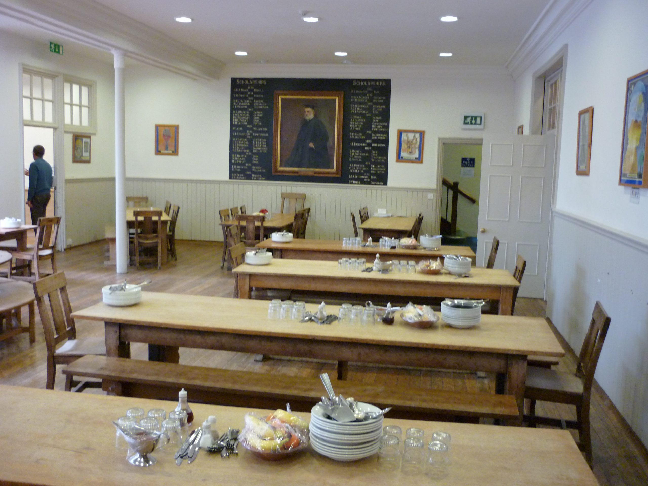 Aysgarth Dining Room