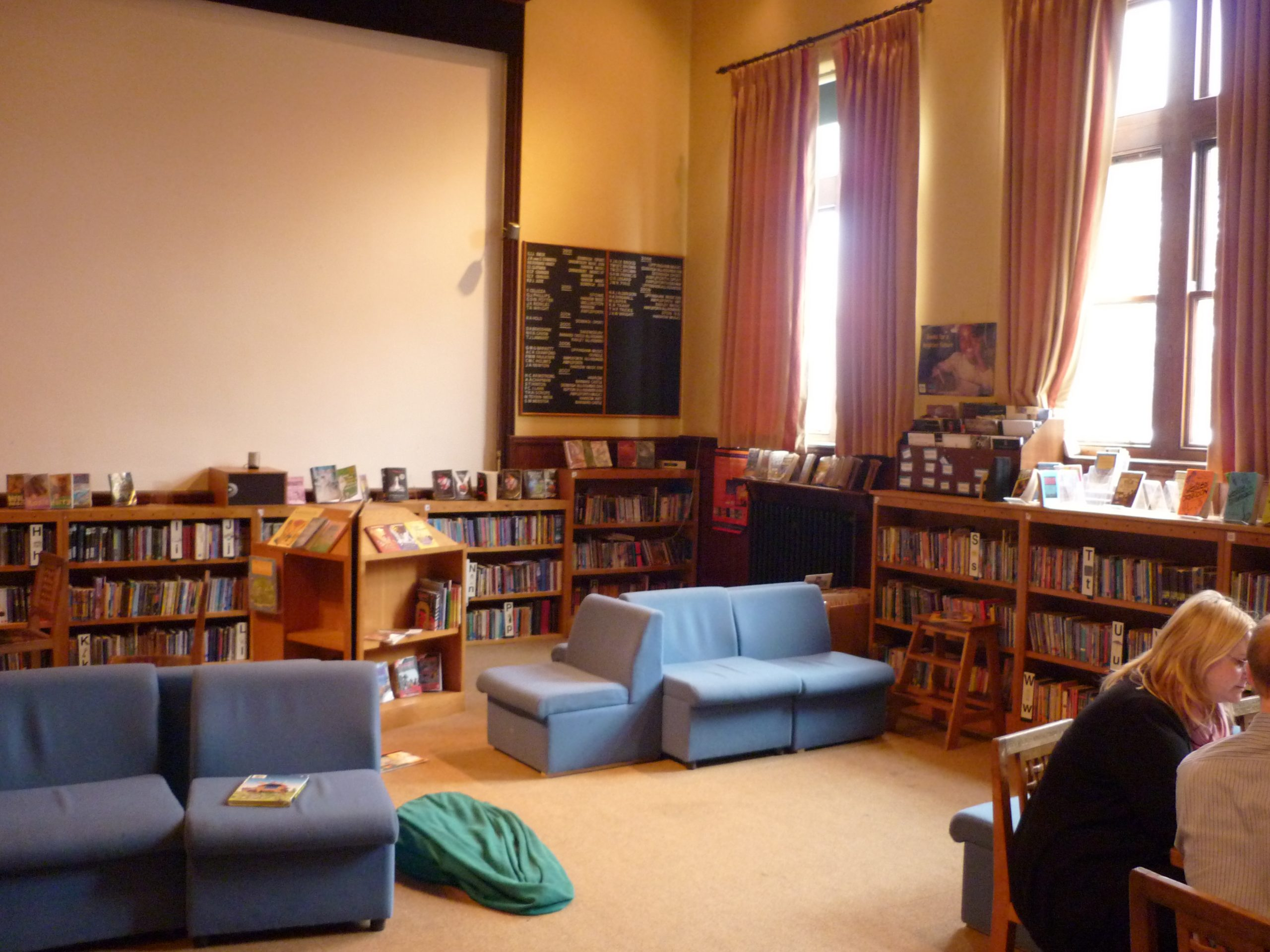 Aysgarth Library