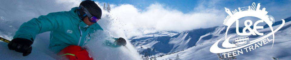 Snow Sports Teen Travel