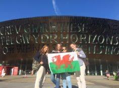 Cardiff!
