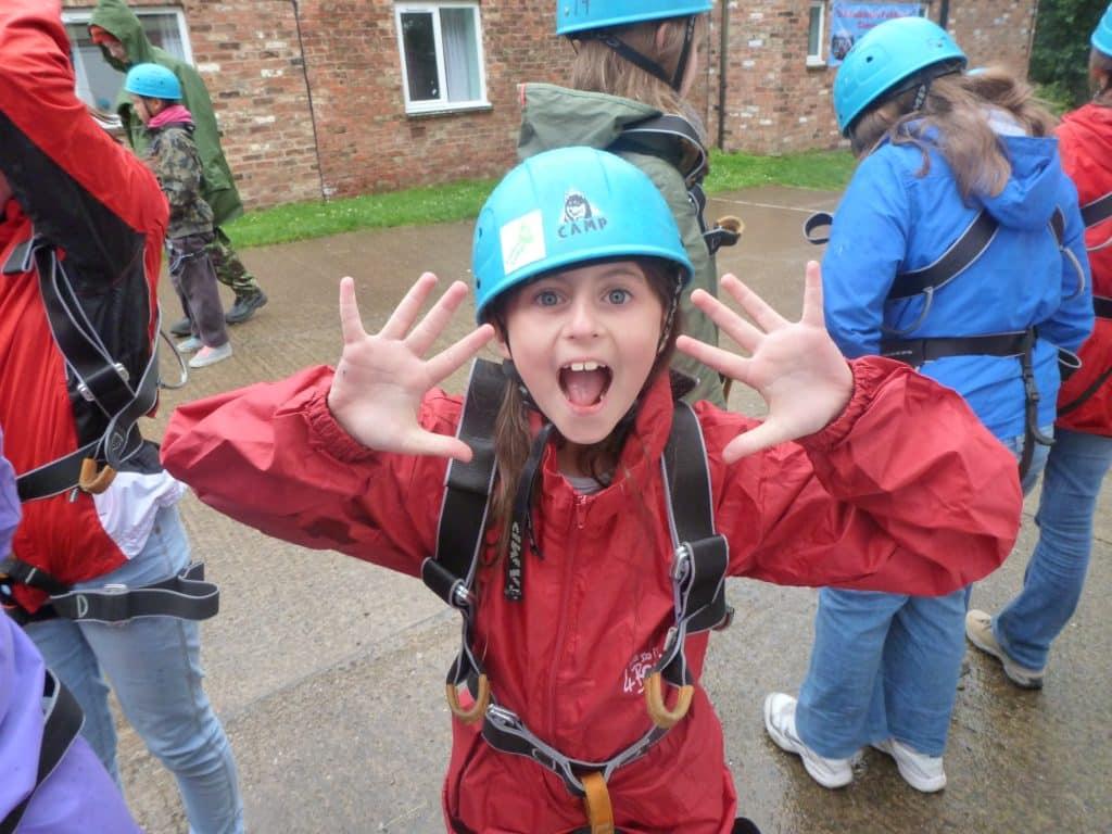 Adventure at World Camp