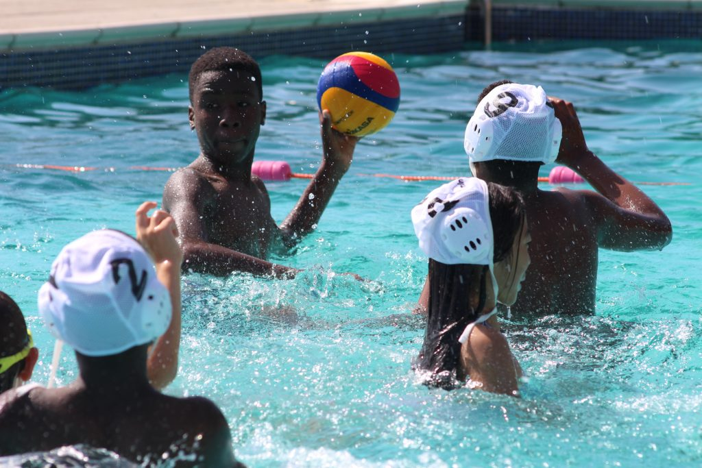 Waterpolo at World Camp