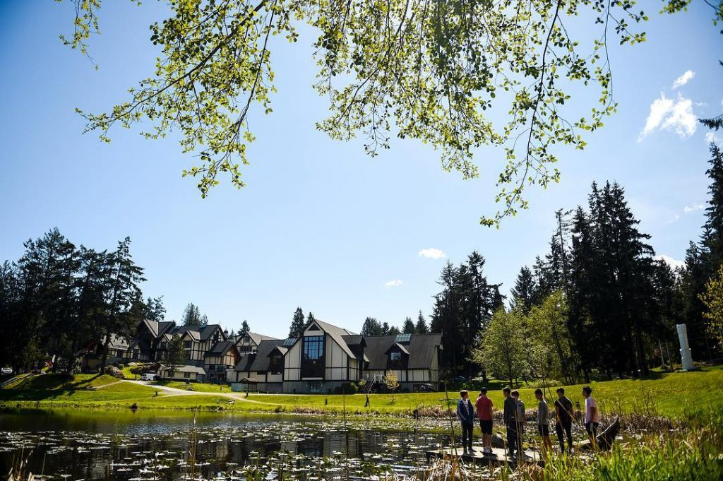 Shawnigan Lake School Camp