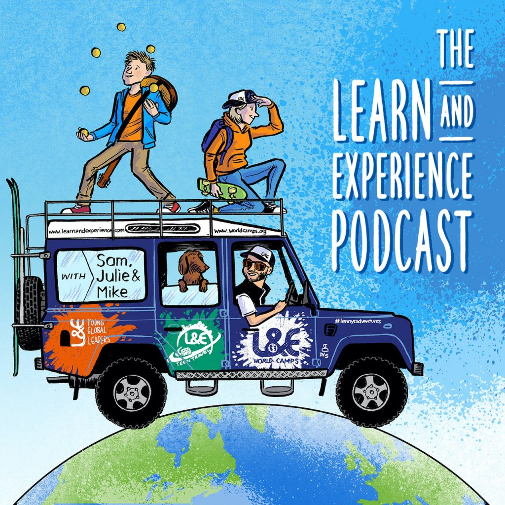 The Learn and Experience Podcast