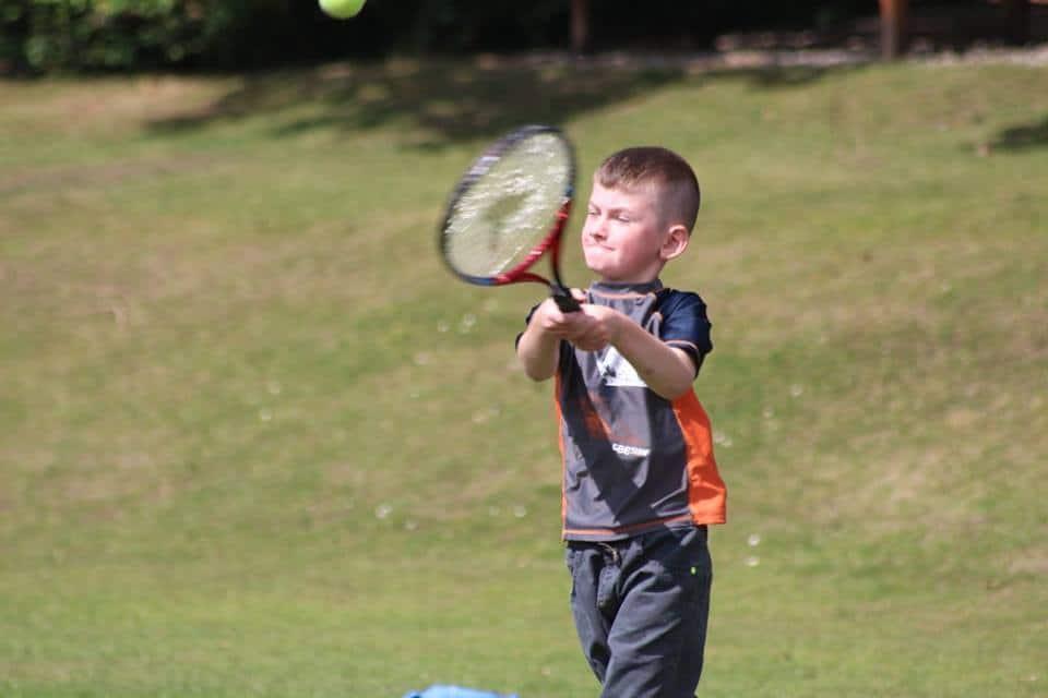 Michael L&E Scholarship Tennis